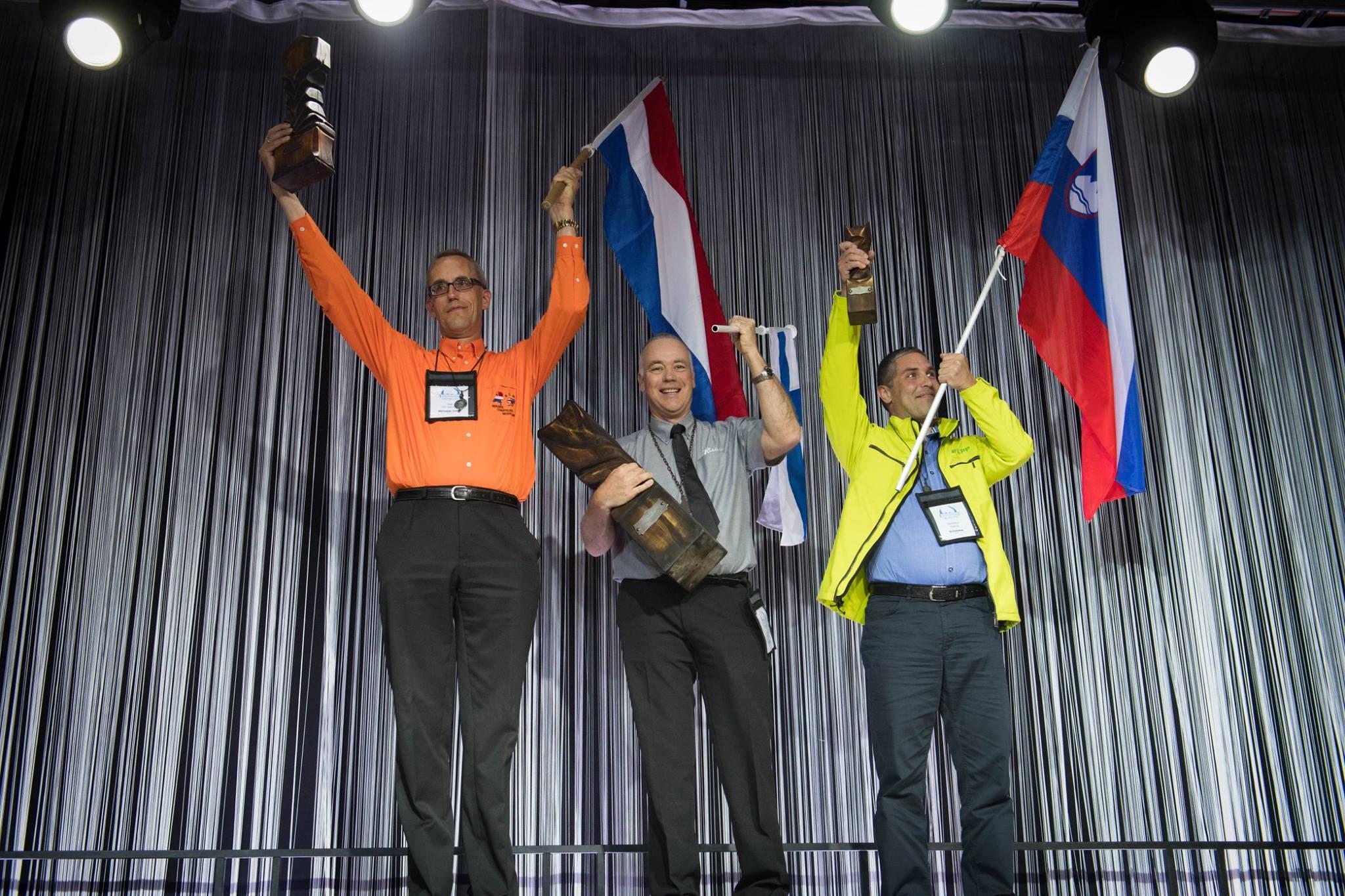 World Championship Finland/1