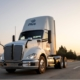 Plus self-driving truck technology